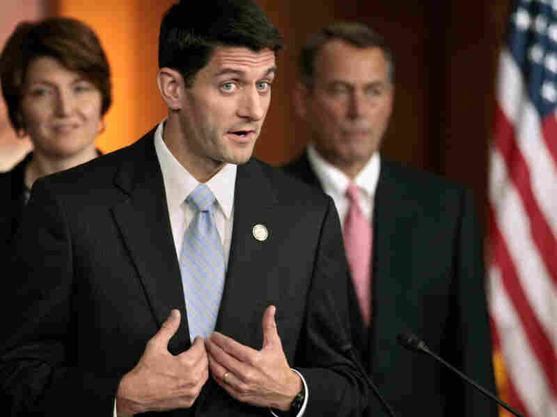 House Budget Committee Chairman Paul Ryan (R-WI) could land a seat on the debt panel.