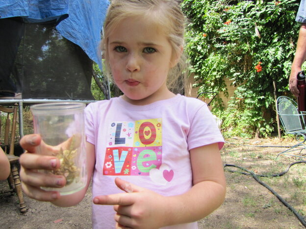 Ryleigh Wagley is the youngest patient in the U.S. to receive Anascorp, an antivenom