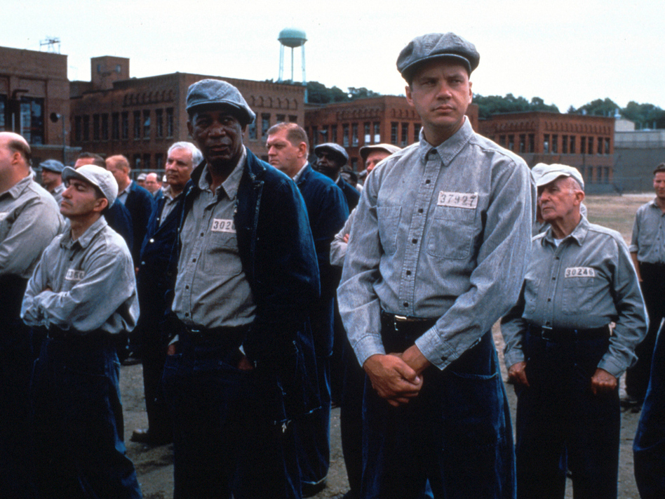 the values of the shawshank redemption This process includes [the] learning about the prisons subculture such as values, beliefs and behaviours that challenge the prison staff (ishwaran & neugebauer, 2001, p 131) an example of this is when brooks is being released from shawshank brooks did not want to leave shawshank and was forced to do so.