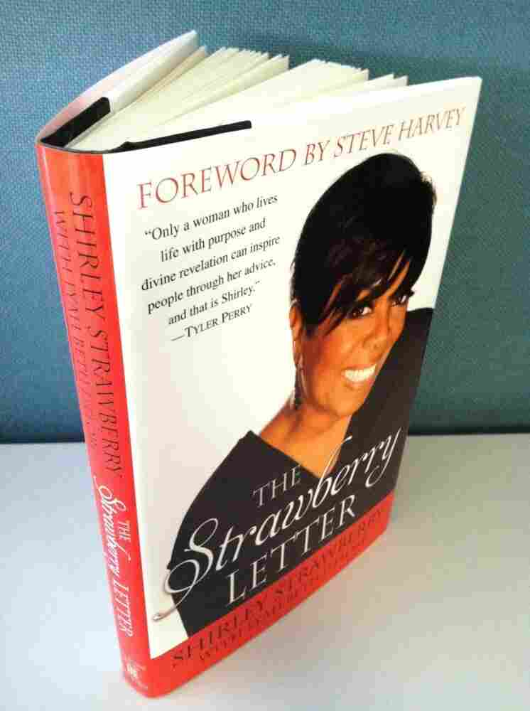 Shirley Strawberry has released her new book The Strawberry Letter.