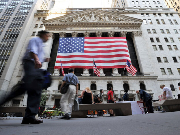Nearly five hours after the markets closed on Friday, Standard & Poor's downgraded the U.S. credit rating because of political risks and a rising debt burden.