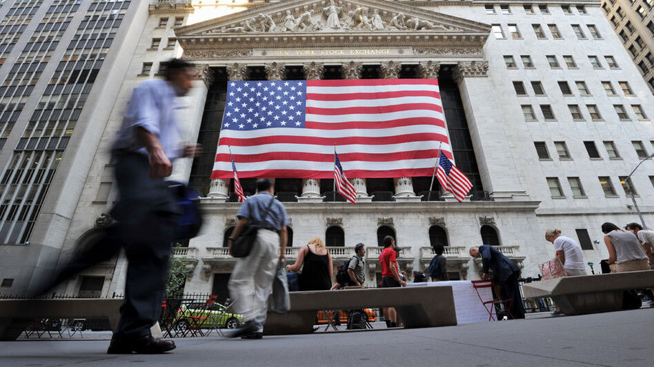 Nearly five hours after the markets closed on Friday, Standard & Poor's downgraded the U.S. credit rating because of political risks and a rising debt burden. (Getty Images)