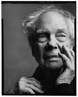 Merce Cunningham in 2009, the year he died at the age of 90.