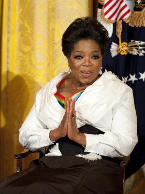 Oprah Winfrey coul