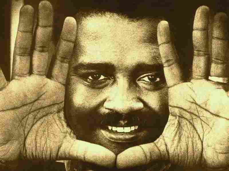 Ray Bryant on the cover of Alone at Montreux.