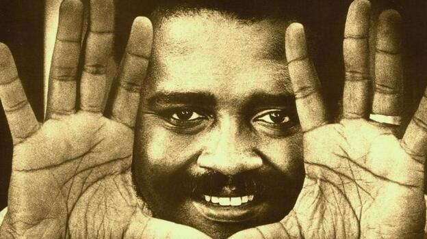 Ray Bryant on the cover of Alone at Montreux. (Courtesy of the artist)