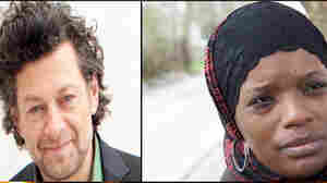 Clockwise from top left: Andy Serkis, Ameena Matthews, Fountains of Wayne.
