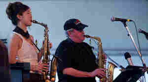 Grace Kelly With Phil Woods: Newport Jazz 2011