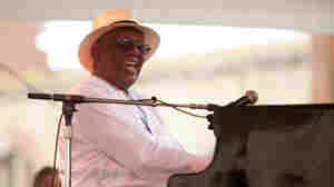 Randy Weston's African Rhythms Trio: Newport Jazz 2011