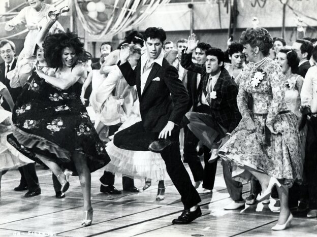 As Cha Cha DiGregorio, the bad girl with the best moves, Annette Charles burned up the dance floor with John Travolta in Grease.
