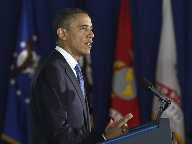 Standard & Poor's downgrade of the U.S. credit rating Friday will play a role in President Obama's political future.
