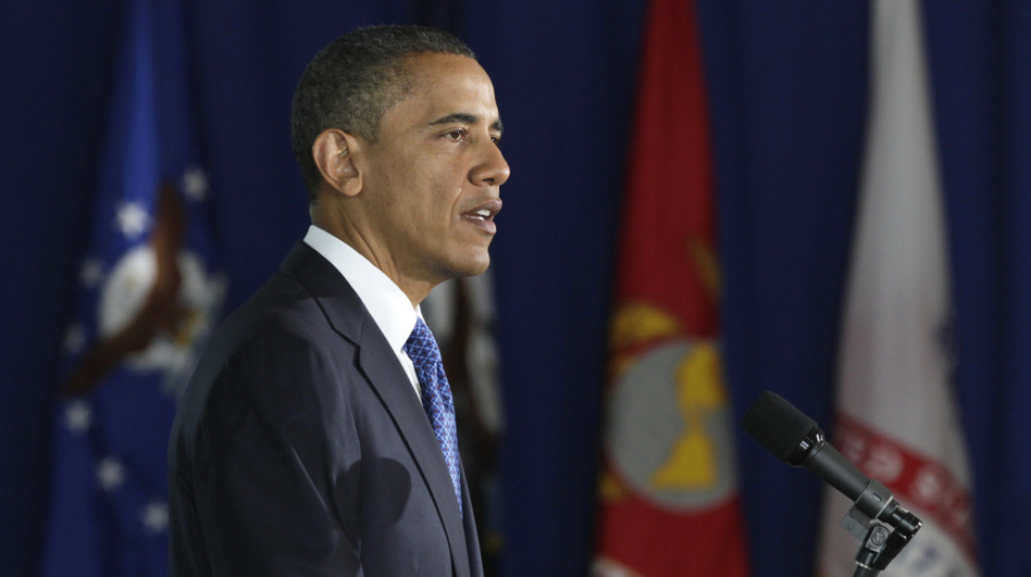 Standard & Poor's downgrade of the U.S. credit rating Friday will play a role in President Obama's political future. (AP)