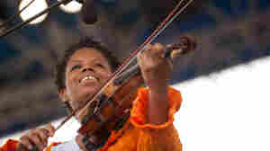 Regina Carter's Reverse Thread: Newport Jazz 2011