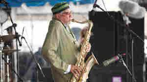 Charles Lloyd's Sangam: Newport Jazz 2011