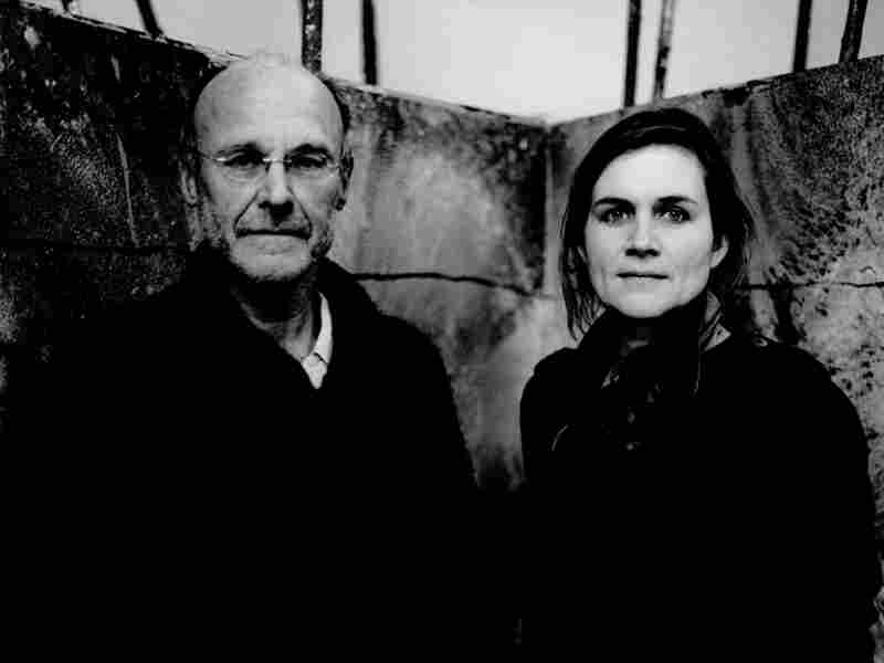 Kiefer (left, with director Sophie Fiennes) is known for incorporating nature into his projects, as well as elements of philosophy, poetry and historical atrocities. He also espouses his own hard-to-follow theories on the nature of the world.