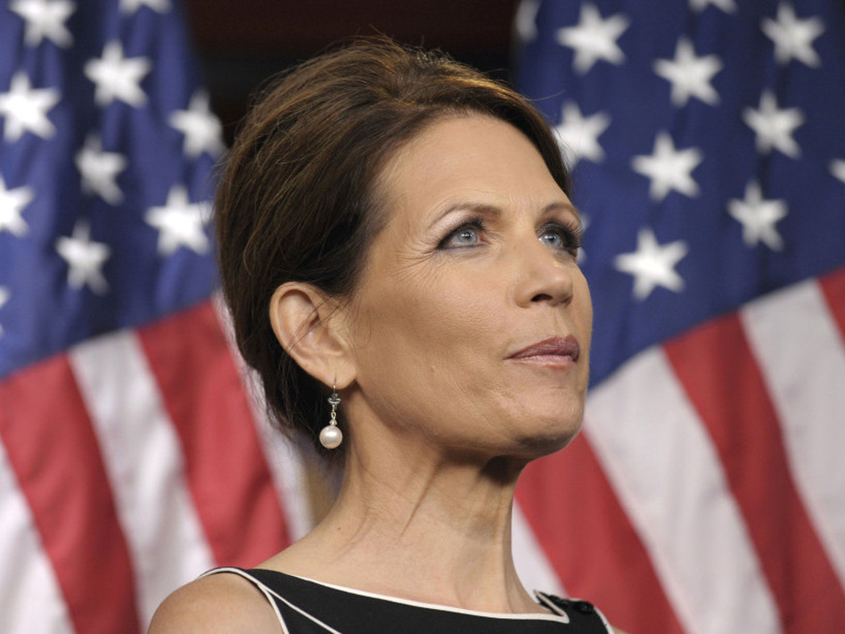 Rep. Michele Bachmann (R-MN) has been holding multiple campaign events each day, in preparation for next week's Iowa straw poll.
