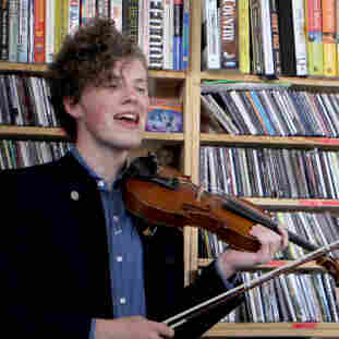 Noah And The Whale: Tiny Desk Concert