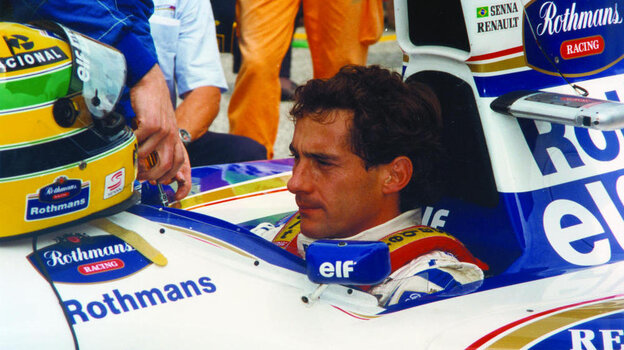 Race For Your Life: Ayrton Senna, a hero for Brazil on the international stage, died in a car crash at 34 while leading the San Marino Grand Prix. Through archival footage Senna paints a definitive portrait of his short life and passionate rivalry with fellow racer Alain Prost.