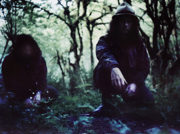"""Wolves in the Throne Room forgoes buzzsaw guitar for a heavenly voice in the chiming """"Woodland Cathedral."""""""