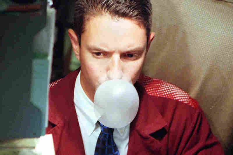 Don't be afraid to let loose a bit. Blowing bubbles is also good for morale.
