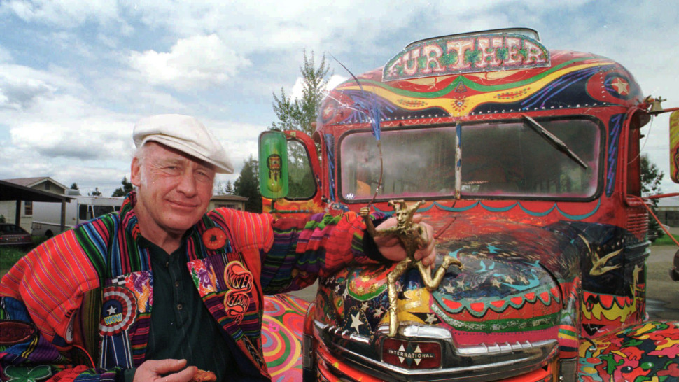 Ken Kesey On Misconceptions Of Counterculture Npr