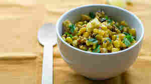 Corn, East Indian Style