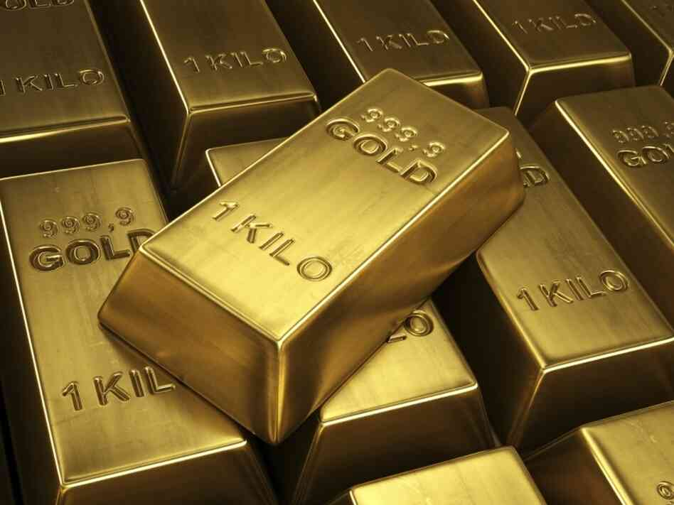 "Global markets are falling, but the price of gold continues to rise. But why is gold considered the ""safe"" investment of choice?"