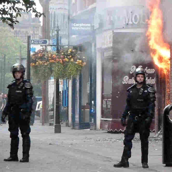 U.K. Riots Continue; Bookstores Soldier On