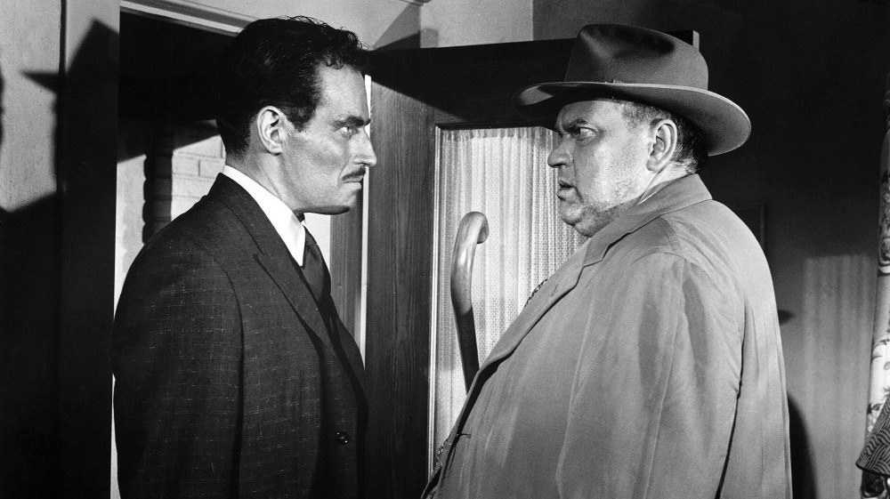 """On Location: 'Touch Of Evil""""s Border Showdown : NPR Touch Of Evil"""