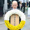 U.S. Official Is First To Attend Nagasaki Ceremony