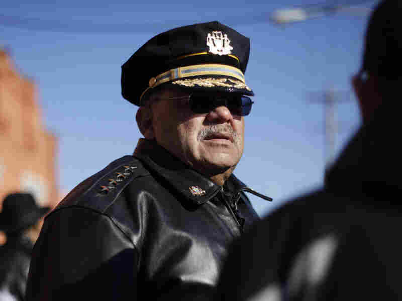 Philadelphia Police Commissioner Charles Ramsey says he has consulted with other law enforcement officials around the country for ideas about how to deal with mob violence.