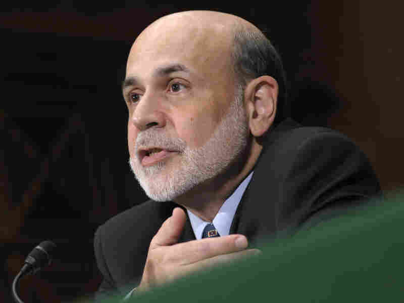 Federal Reserve Chairman Ben Bernanke told Congress in July that the Fed was ready to act if the economy weakened. On Tuesday, the Fed announced it was prepared to keep interest rates low until at le