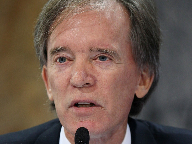 PIMCO founder Bill Gross.