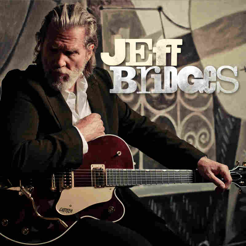Jeff Bridges album cover