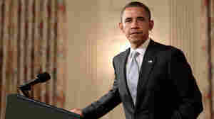 Obama: Big Megaphone But May Be Tuned Out
