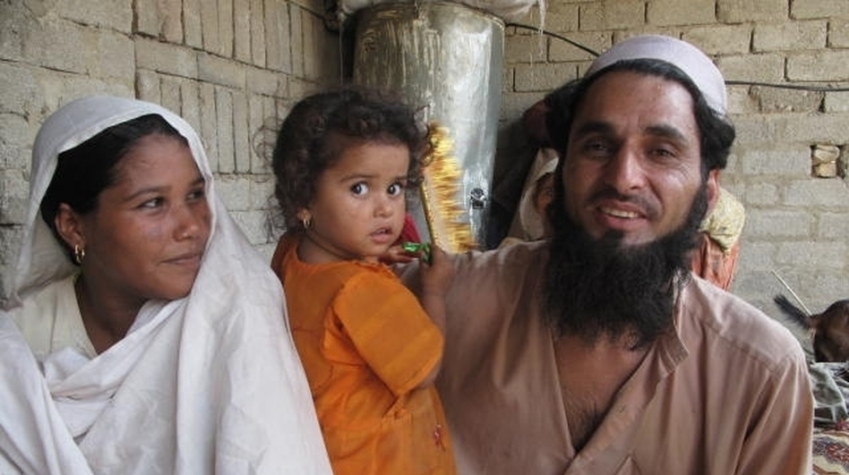 "Khasrat and Qadar Gul struggle to reconcile their  cleric's teachings against contraception with husband Qadar's desire not to  father more children. ""We are poor and cannot afford a bigger family,"" Qadar  Gul says. (NPR)"