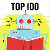 Robot reads a book