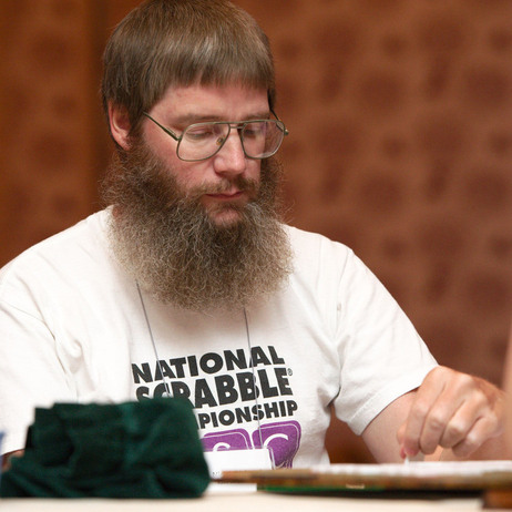 Nigel Richards successfully defended his National Scrabble Championship title in Dallas, winning a $10,000 first prize.