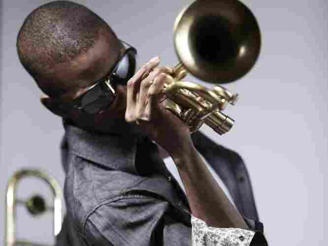 """Troy """"Trombone Shorty"""" Andrews has been playing music since age 4."""