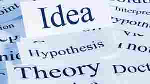 iStock image of the words idea, hypot