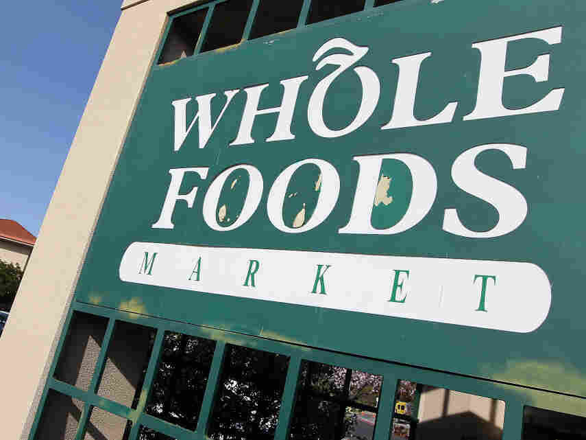A Whole Foods store in  San Rafael, Calif. (Feb. 17, 2010, file photo.)