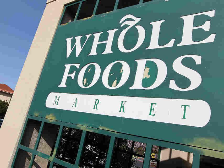 A Whole Foods store in  San Rafael, Calif. (Feb. 17, 2010, file photo.)
