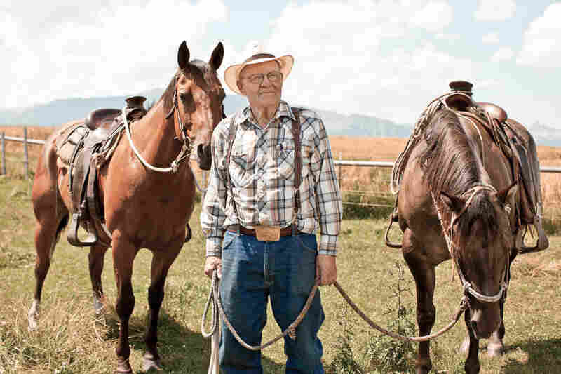 Doug Tippett, The Buttes Ranch, Wallowa County, Oregon