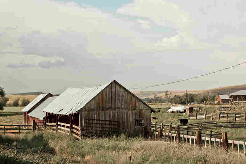 The Buttes Ranch, Wallowa County, Oregon