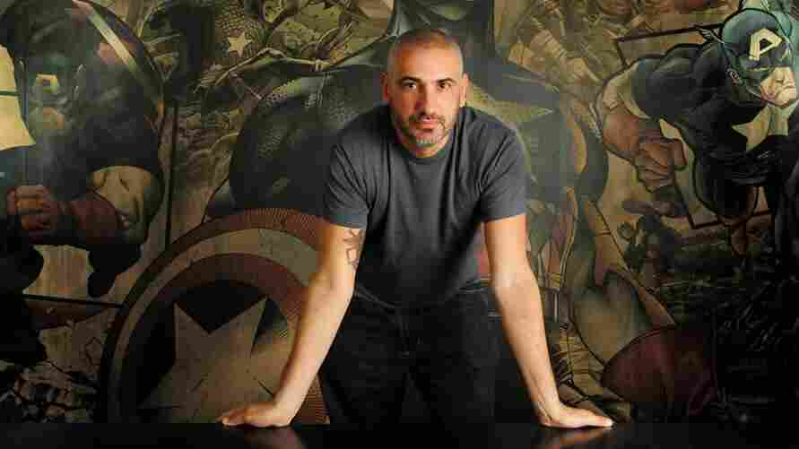 Axel Alonso is Editor-in-Chief of Marvel Comics.
