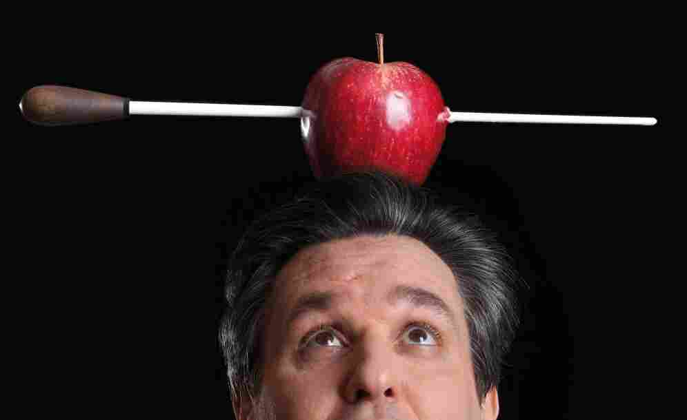 Conductor Antonio Pappano, who leads this 'William Tell.'