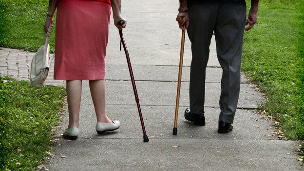 Walking can actually be good medicine for osteoarthritis.