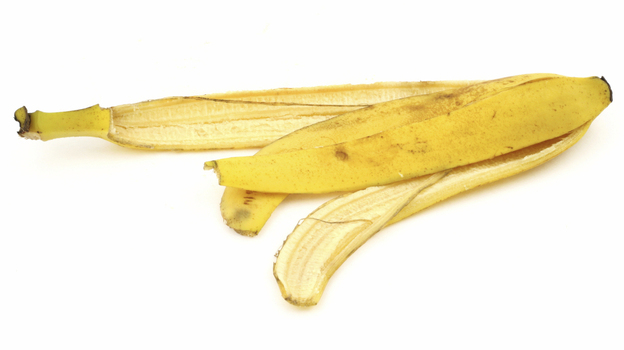 Researchers have found that the oft-maligned banana peel can grab heavy metals out of polluted water. (iStockphoto.com)