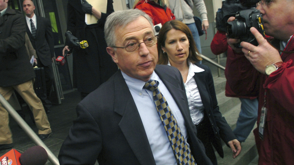 Judge Sentenced To 28 Years In Bribery Scandal