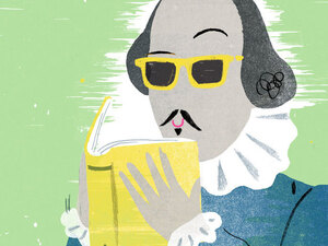 Shakespeare reading